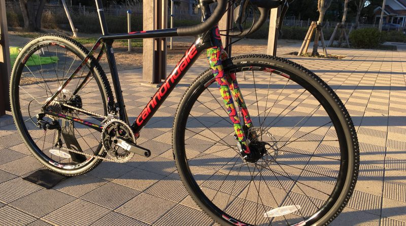 2017 cannondale super x carbon 105 キャノンデール スーパークロス